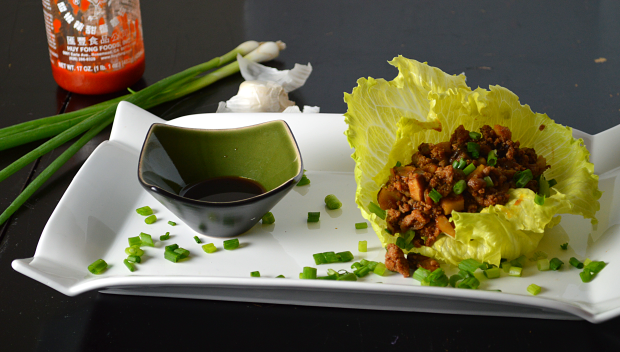Turkey Lettuce Cups 3
