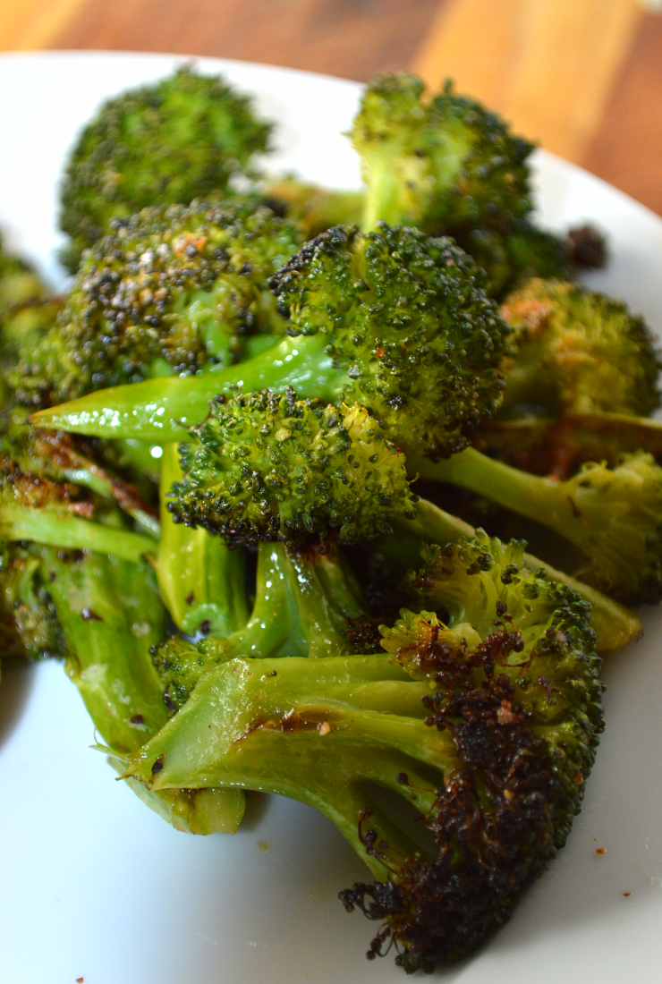 Roasted Broccoli 2