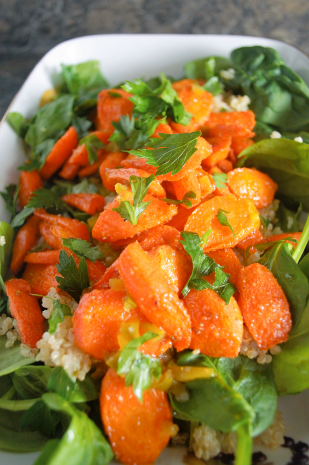 carrot quinoa salad 11