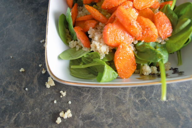 carrot quinoa salad 5